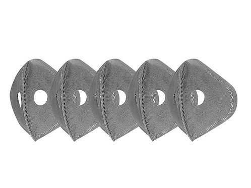 5/10-Piece Replacement Filters For Vented Masks