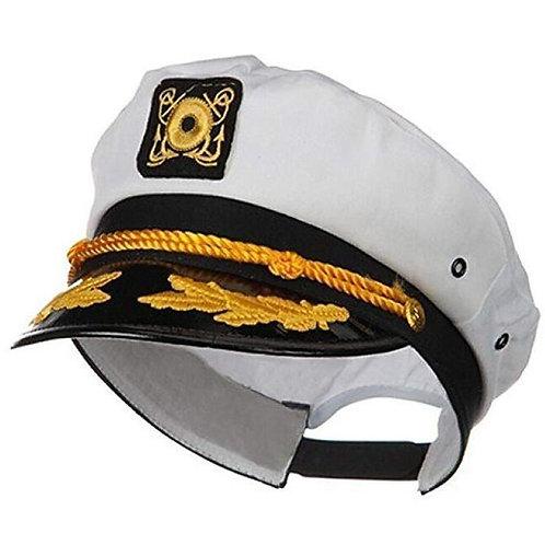 Adjustable Captain's Sea Cap