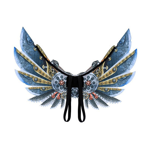 3D Print Mechanical Punk Wings