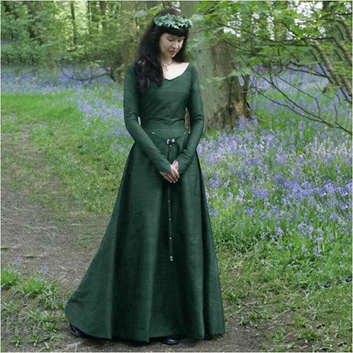 Medieval Maxi Dress