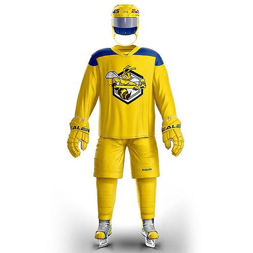 Vintage Ice Hockey  Wasp/Hornet Uniform Set
