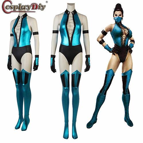 """Mortal Kombat X"" Kitana Cosplay Costume"