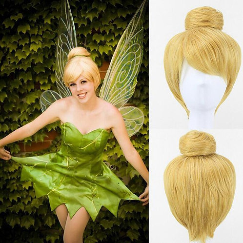 """Peter Pan"" Tinker Bell  Cosplay Synthetic Wig"