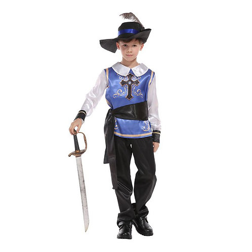 Youth Musketeer Costume