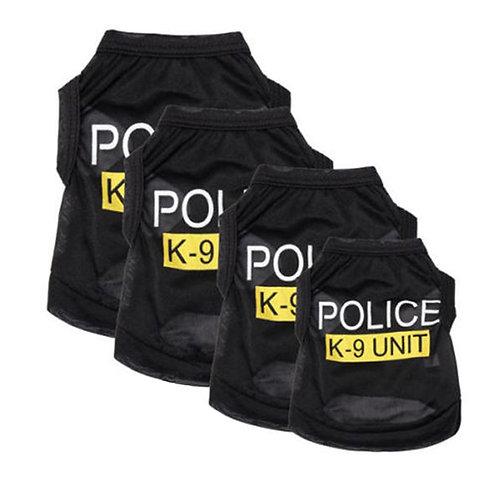 Police K-9 Unit Pet Costume