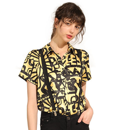"""Stranger Things"" Eleven Cosplay Costume Shirt"