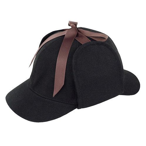 Sherlock Holmes Victorian Deerstalker Hat
