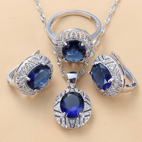CLIP ON Costume Jewelry Set - 6 Colors