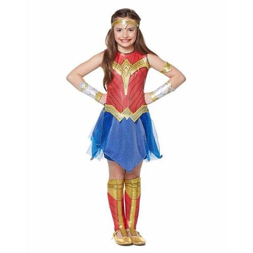 Wonder Woman Youth Dress Up Costume