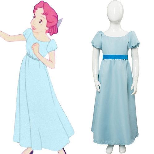 """""""Peter Pan"""" Wendy Darling Cosplay Costume"""