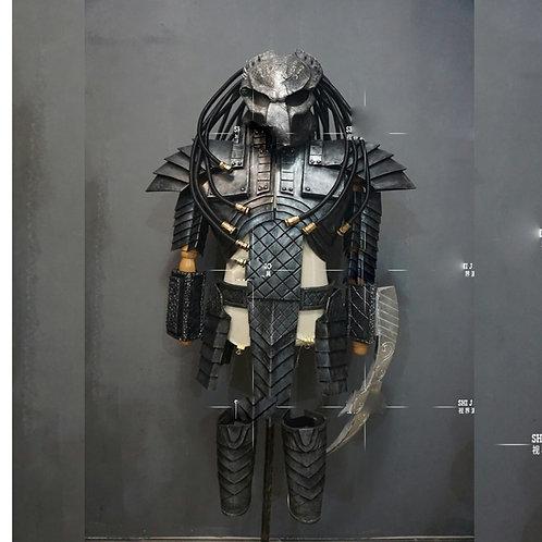 """Predator"" Jagged Warrior Cosplay Armor Set"