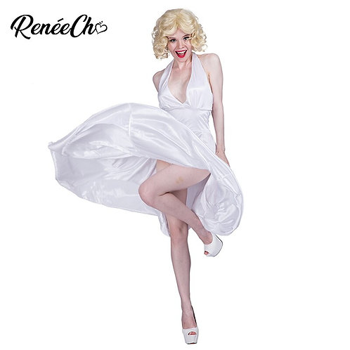 """Seven Year Itch"" Marilyn Monroe Costume Dress"