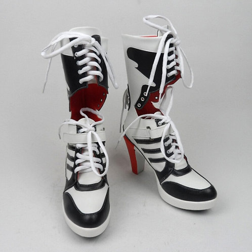 """""""Suicide Squad"""" Harley Quinn Boots"""