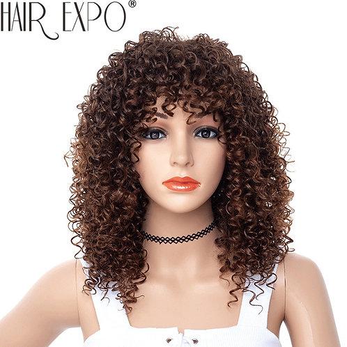 14inch Short Curly Wig