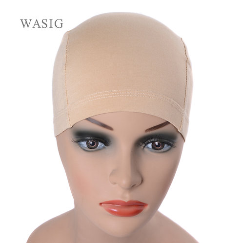 Anti-Bacterial Bamboo Fiber Wig Cap