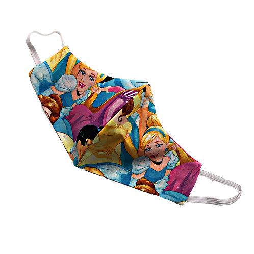 Disney Princess Mask - Reversible