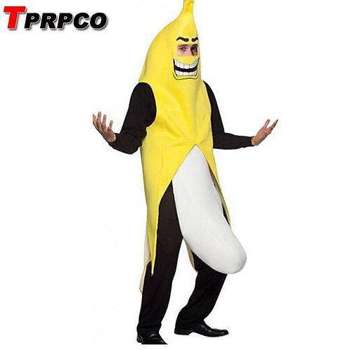 Adult Novelty Banana Costume