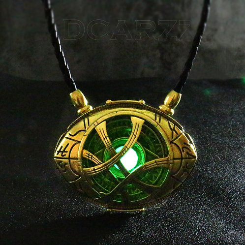"""Dr. Strange"" Agomoto's Eye Necklace"