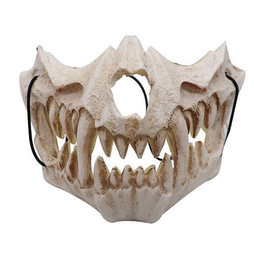 Dragon Bone Mask