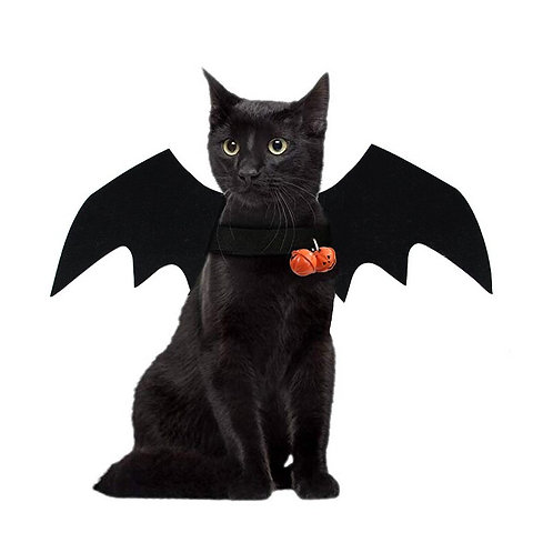 Bat Costume For Pets