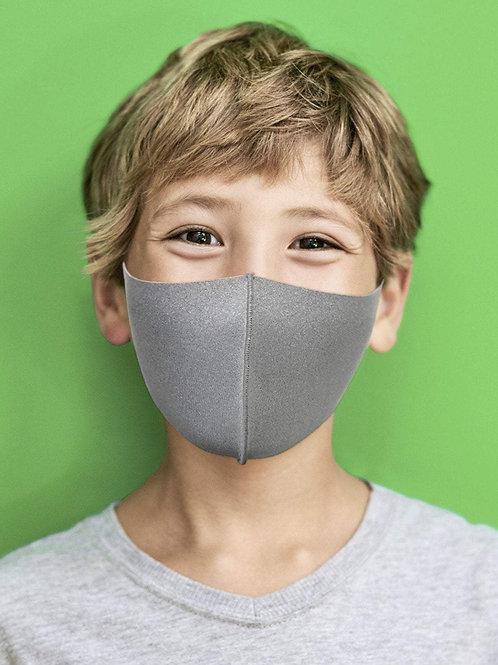 KIDS Anti-Bacterial Face-Mask - (2 Colors)
