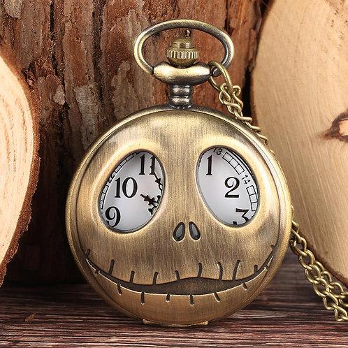 Skellington Pocket Watch