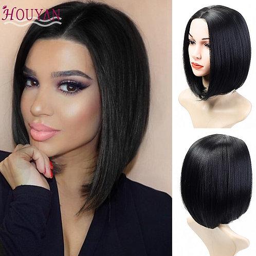 HOUYAN Short Synthetic Wig