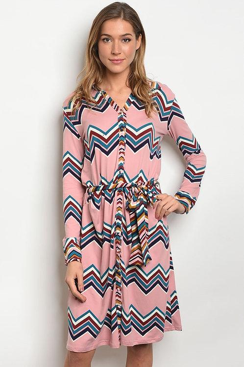 Womens Multi Dress