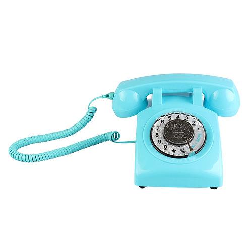 Retro Rotary Dial Home Phone
