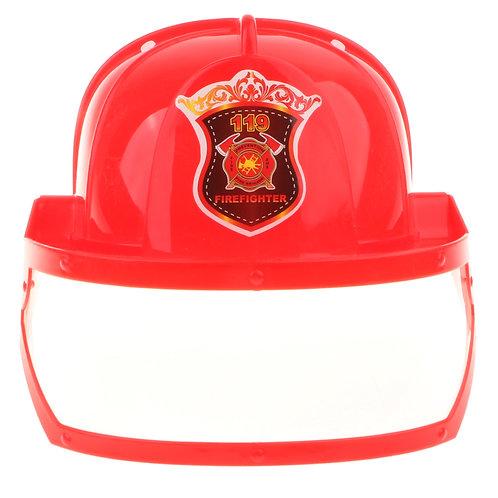 Youth Firefighter Dress Up Helmet