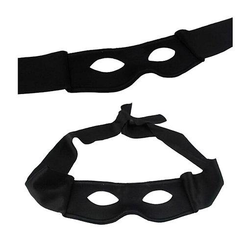 Black Domino Eye Mask