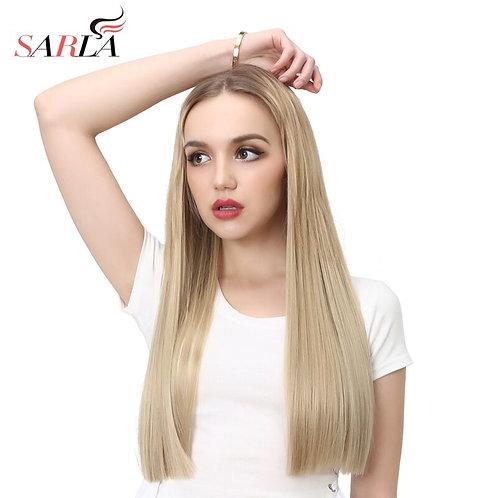 24'' Long Straight Wig