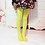 Thumbnail: Youth Candy Color Solid Tights