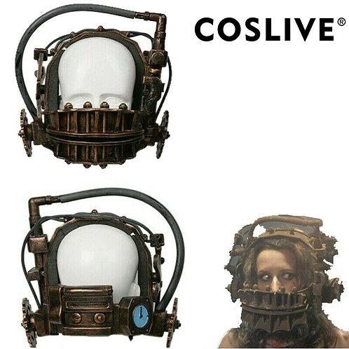 """SAW""  Movie Reverse Bear Trap Cosplay Mask"