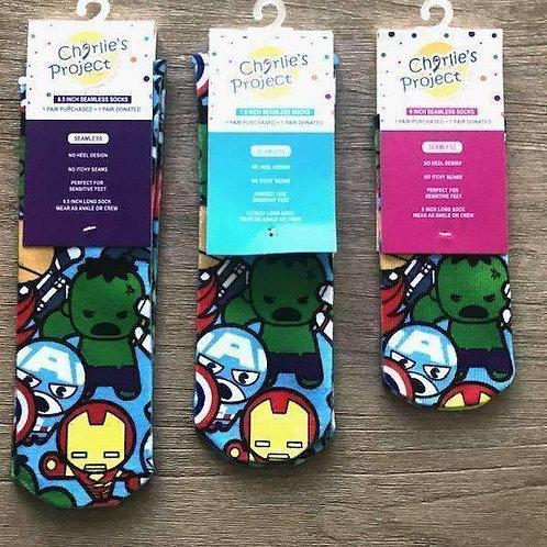 Marvelous Seamless Socks