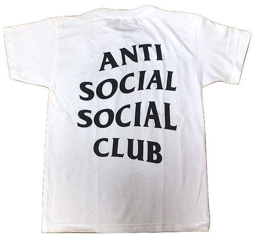大人気★ ANTI SOCIAL SOCIAL CLUB Tee 2 White XSサイズ