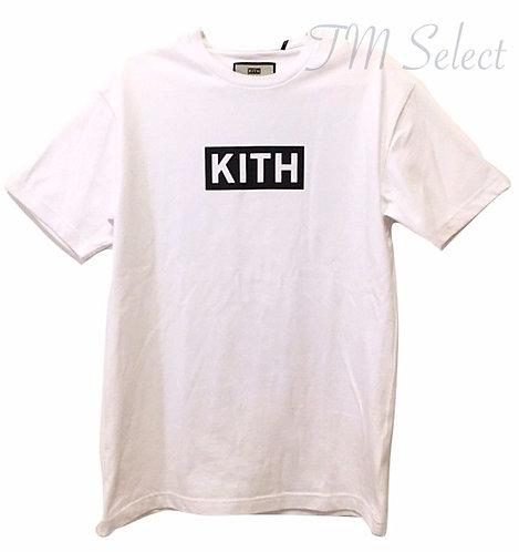 日本未入荷★KITH NYC(キスニューヨークシティ) ボックスロゴT