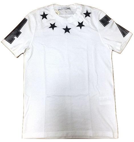 大人気★ GIVENCHY(ジバンシィ) スターパッチコットンTシャツ