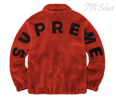 【17SS】Supreme(シュプリーム) Faux Fur Bomber Jacket