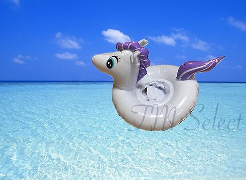 ベビー浮き輪 ポニー