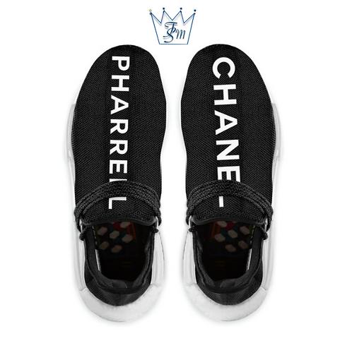 トリプルネーム★Pharrell x Chanel x NMD ファレル シャネル
