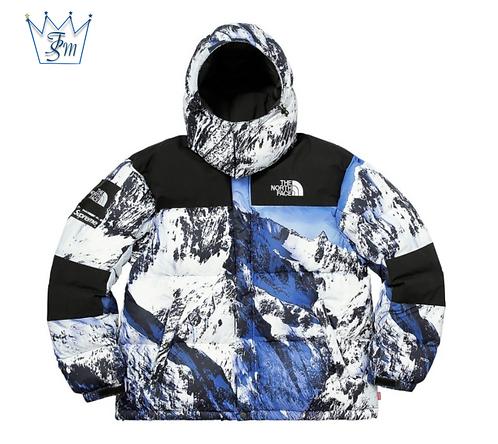 17AW】Supreme x TNF Mountain Baltoro Jacket