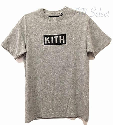 日本未入荷★KITH NYC(キスニューヨークシティ) ボックスロゴTシャツ