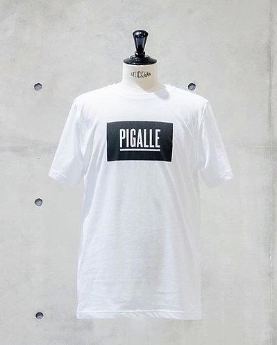 PIGALLEコレクション★PIGALLE ボックスロゴ Tシャツ