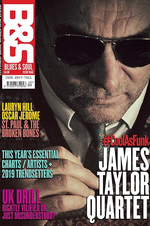 1040: James Taylor Quartet