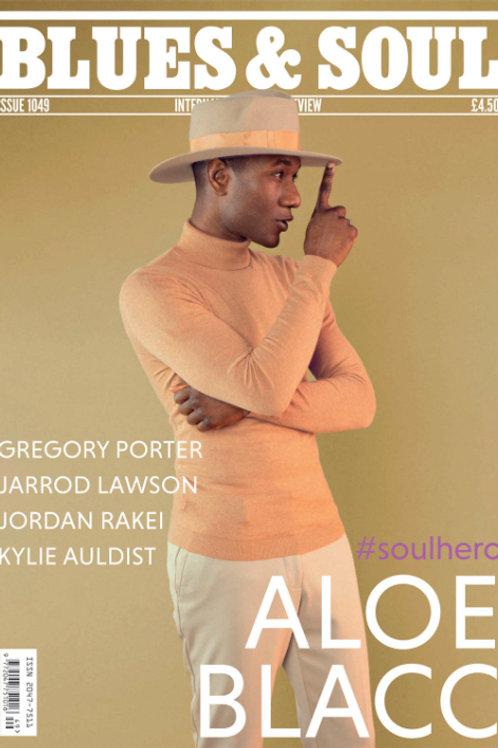 ISSUE 1049: Aloe Blacc
