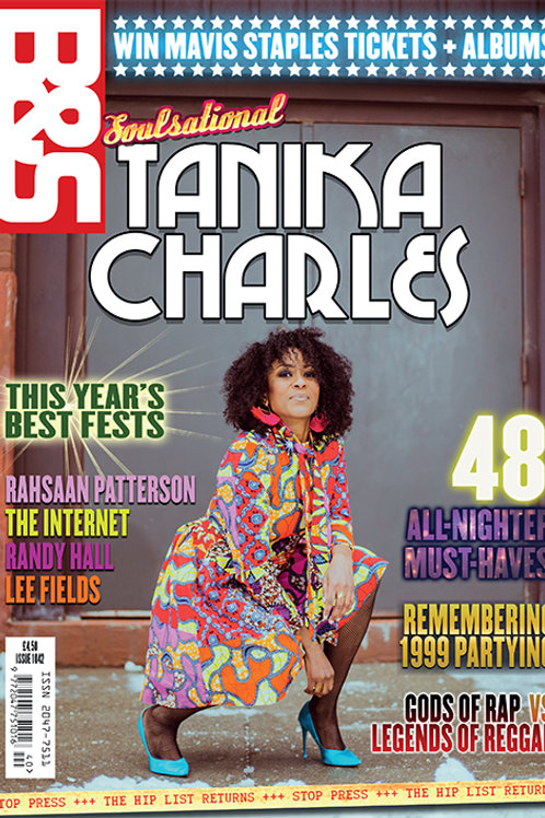 1042: Tanika Charles