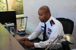 Corporate Site Security