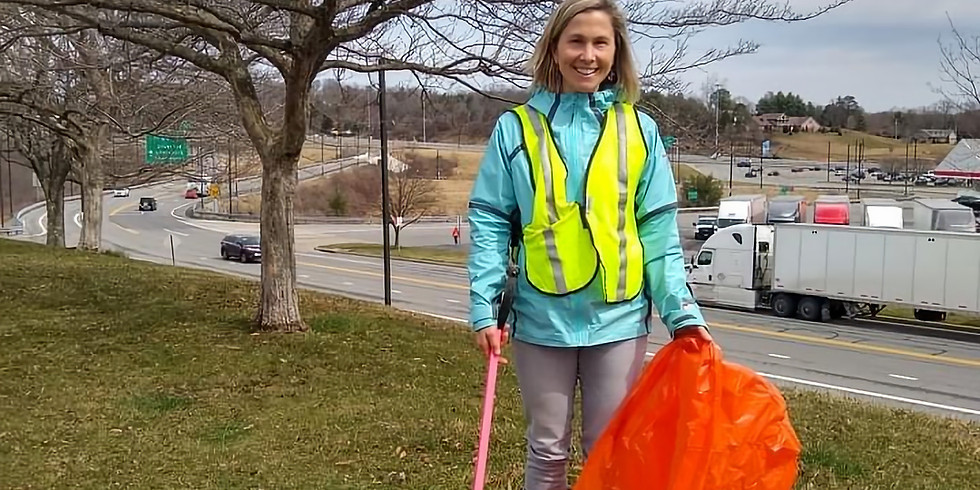 March Litter Clean Up