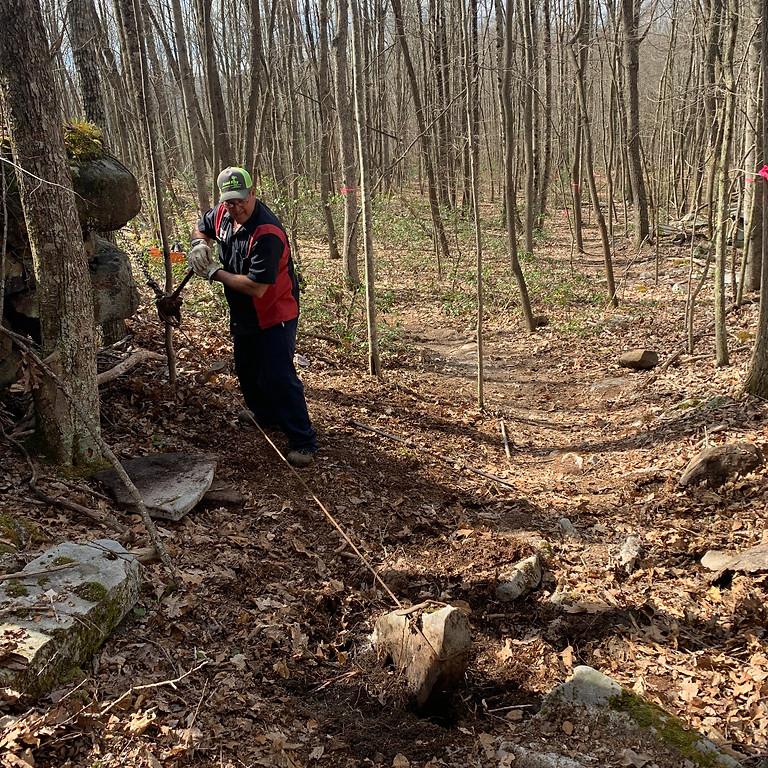 Piney Creek Volunteer Trail Work Day